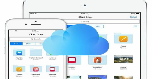 eliminar aplicaciones de iCloud
