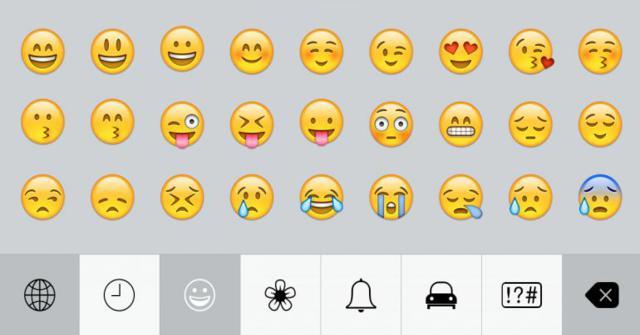 poner emoticonos en WhatsApp