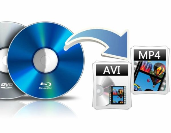 ripear un DVD