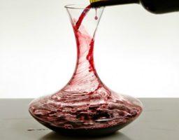 trasegar vino