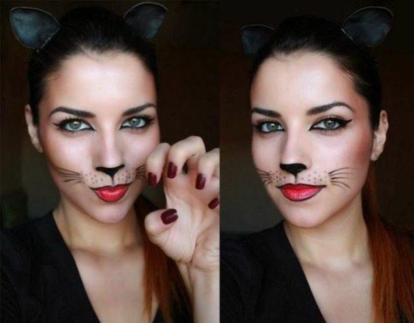hacer un disfraz de gato