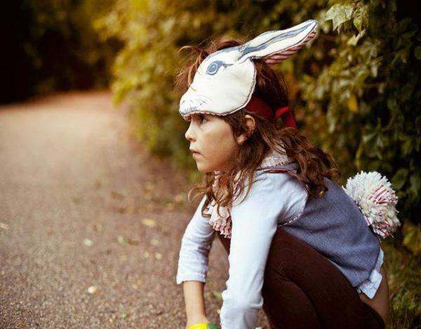 hacer un disfraz de conejo