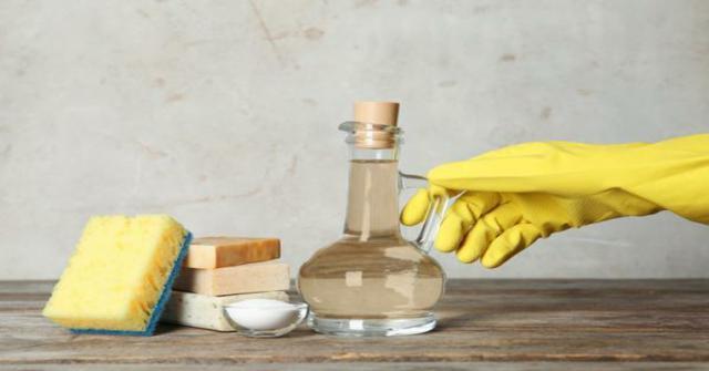 limpiar el latón