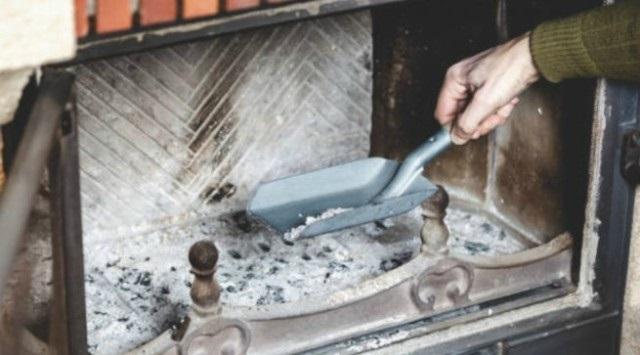 limpiar una chimenea
