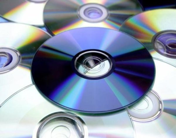 reparar un CD rayado