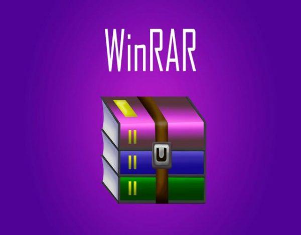 comprimir archivos con winrar