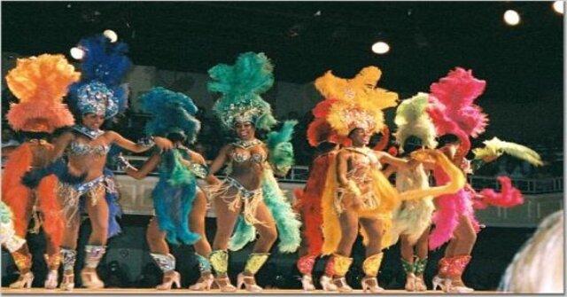 aprender a bailar samba