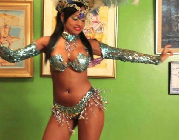 bailar samba