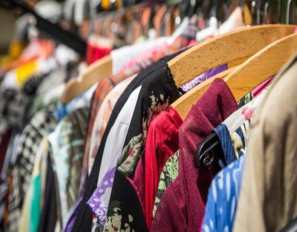 donar ropa a la caridad