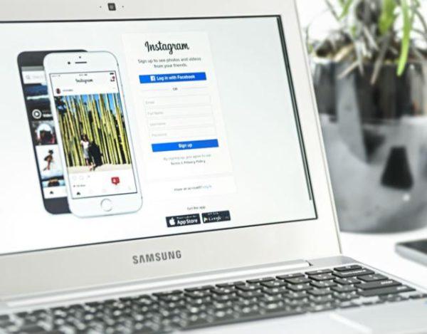 borrar las fotos de Instagram