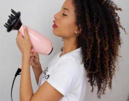 difusor secador de cabello