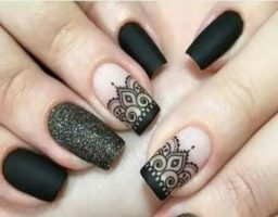 estampar uñas