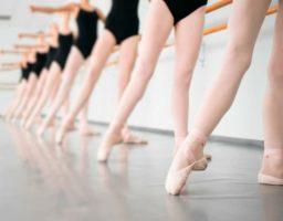 pasos básicos del ballet