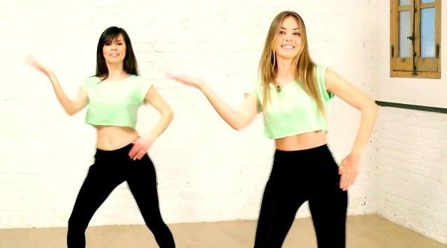 bailar cumbia