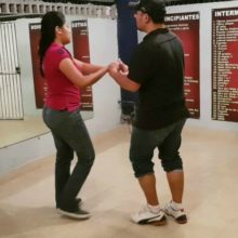bailar cumbia para principiantes