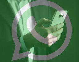 buscar mensajes en WhatsApp