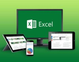 calcular la desviación estándar en Excel