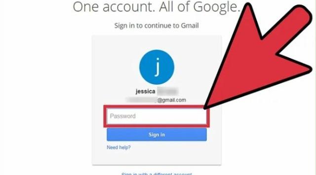 cambiar la cuenta predeterminada en Chrome