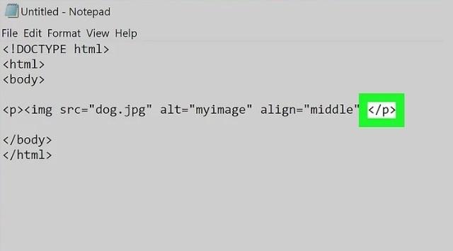centrar una imagen en HTML