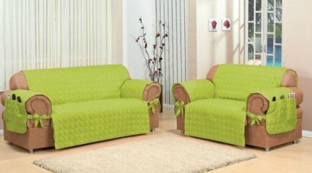 hacer una funda de sofá