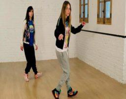 bailar hip hop