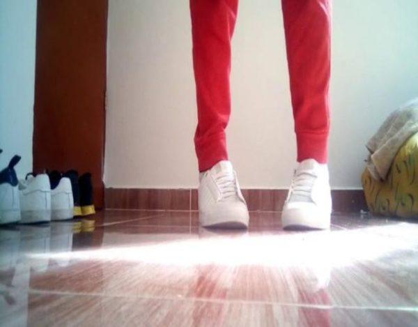 bailar shuffle para principiantes