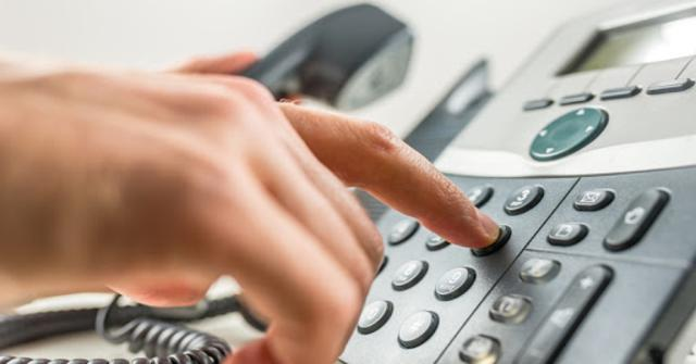 desviar llamadas