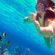 snorkel para principiantes